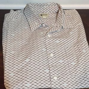 Haggar Clothing Dress Shirt